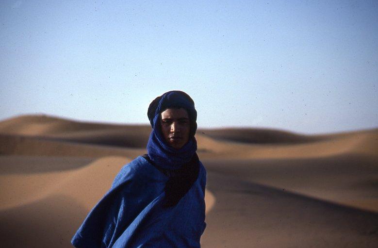 les touaregs du maroc